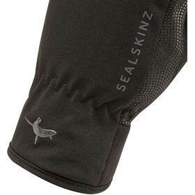 Sealskinz Sea Leopard Gloves Women black